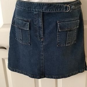 Skort by style and co size 12